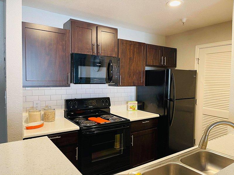 Kitchen | Echo Ridge at North Hills