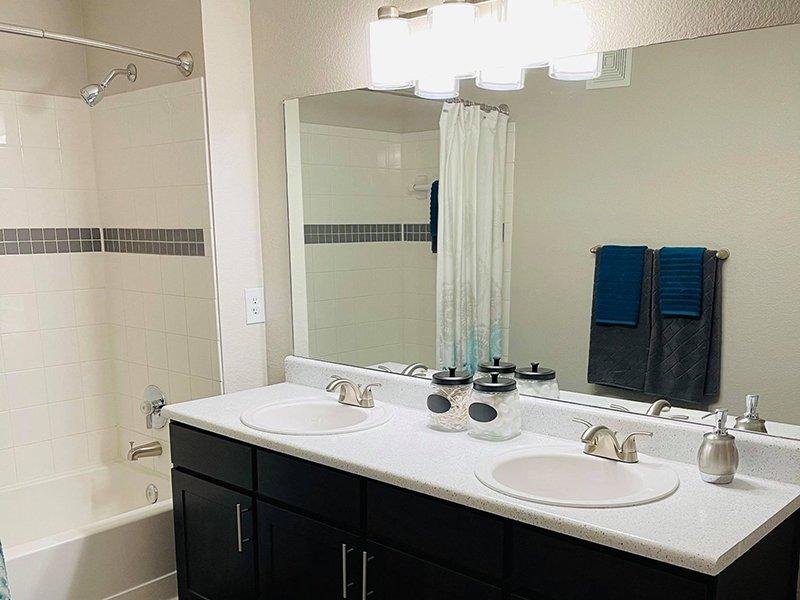 Bathroom | Echo Ridge at North Hills