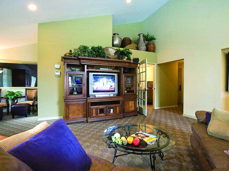 Clubhouse - TV Lounge - Fort Collins CO