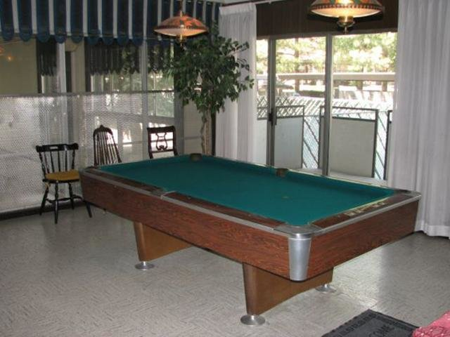 Pool Table - Amenities - Emerald Towers Apartments