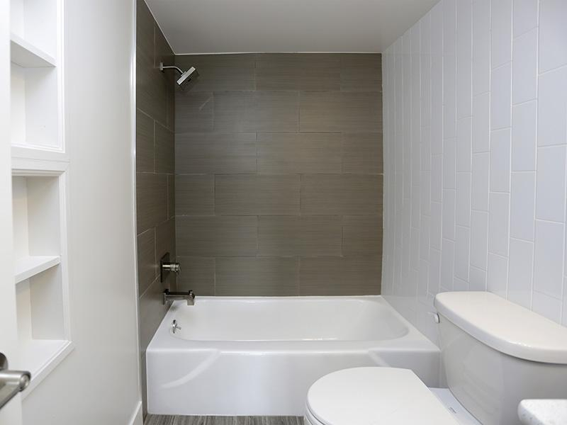 Bathroom | Luxe Towers