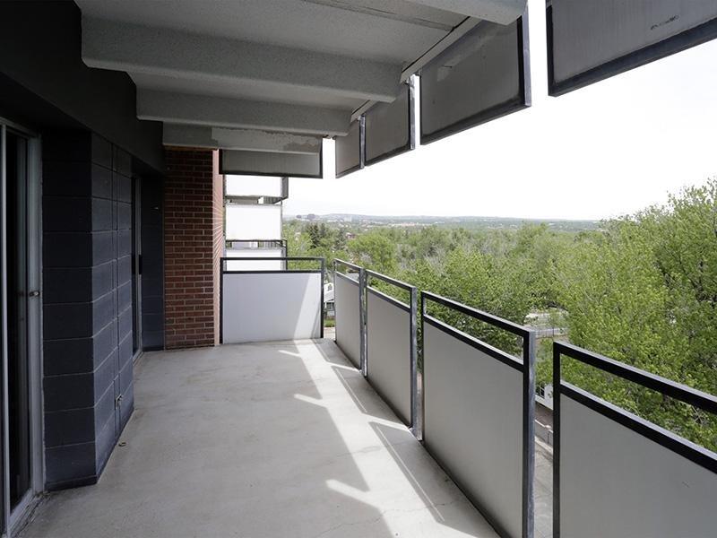 Balcony | Luxe Towers