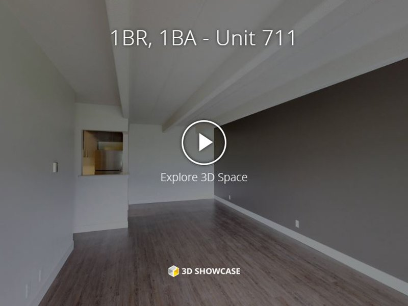 3D Virtual Tour of Luxe Tower Apartments