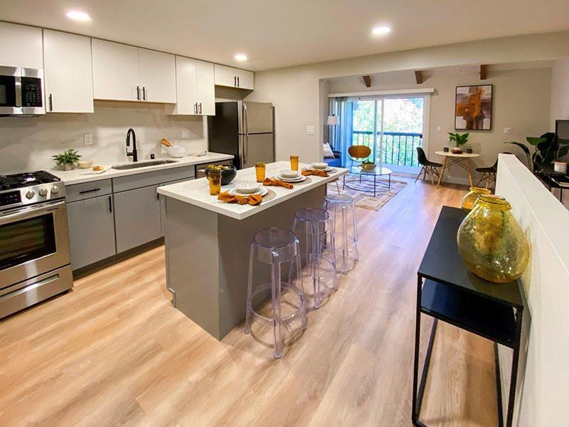 Kitchen | Appian Terrace Apartments in El Sobrante, CA