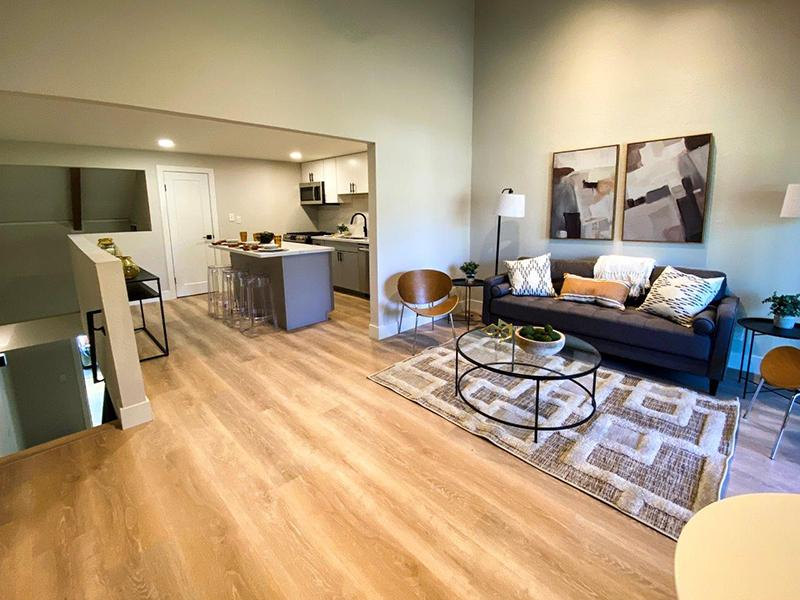 Furnished Front Room | Appian Terrace Apartments in El Sobrante, CA