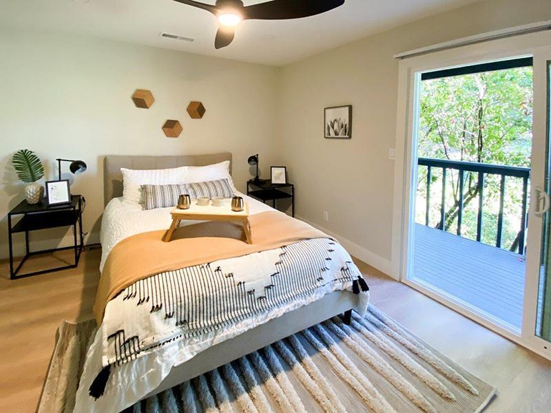 Bedroom | Appian Terrace Apartments in El Sobrante, CA