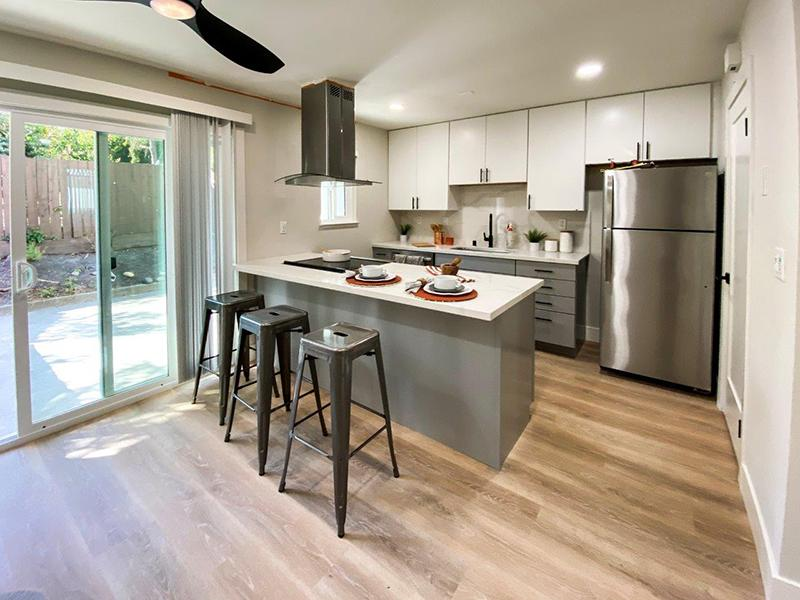 Fully Equipped Kitchen | Appian Terrace Apartments in El Sobrante, CA