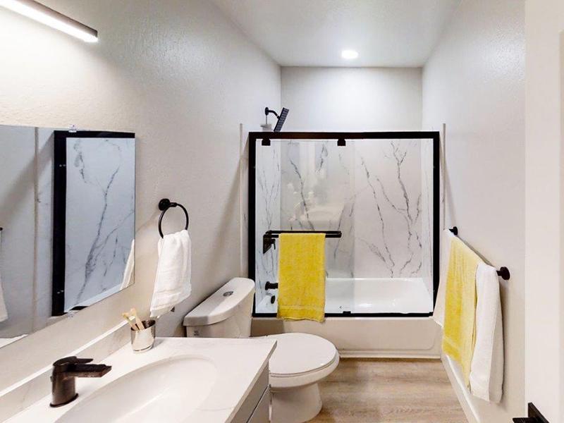 Bathroom | Appian Terrace Apartments in El Sobrante, CA