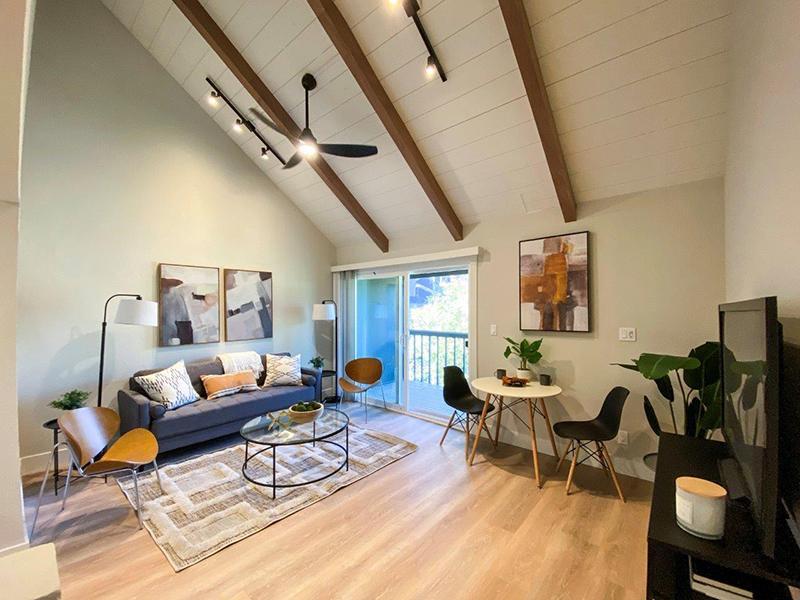 Front Room | Appian Terrace Apartments in El Sobrante, CA