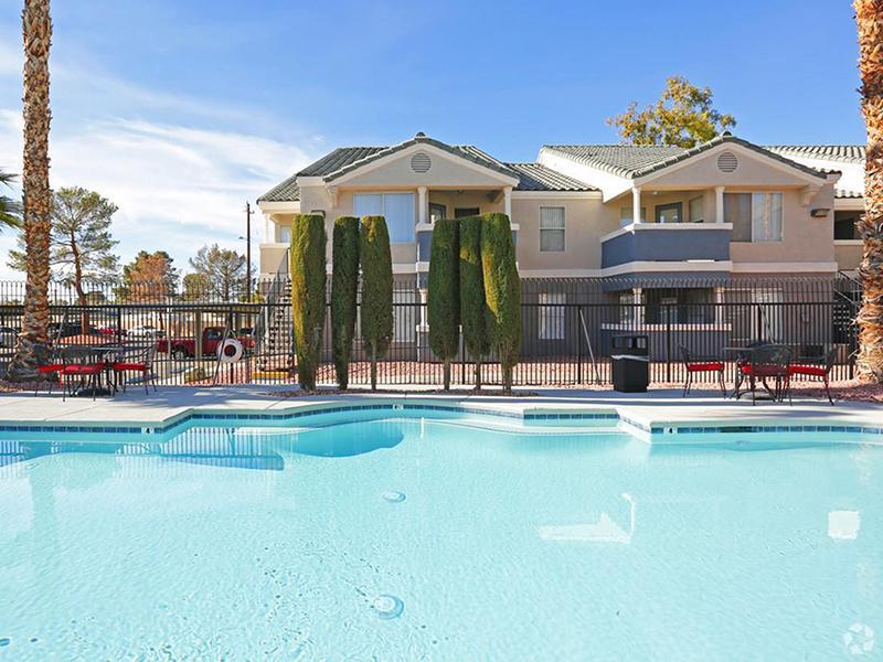 Pool | Cypress Springs in Las Vegas