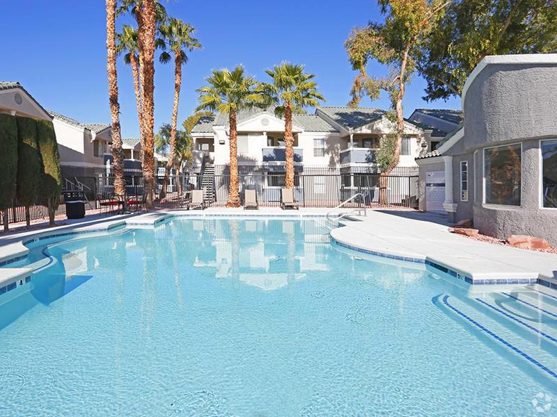 Apartments in Las Vegas with a Pool | Cypress Springs in Las Vegas