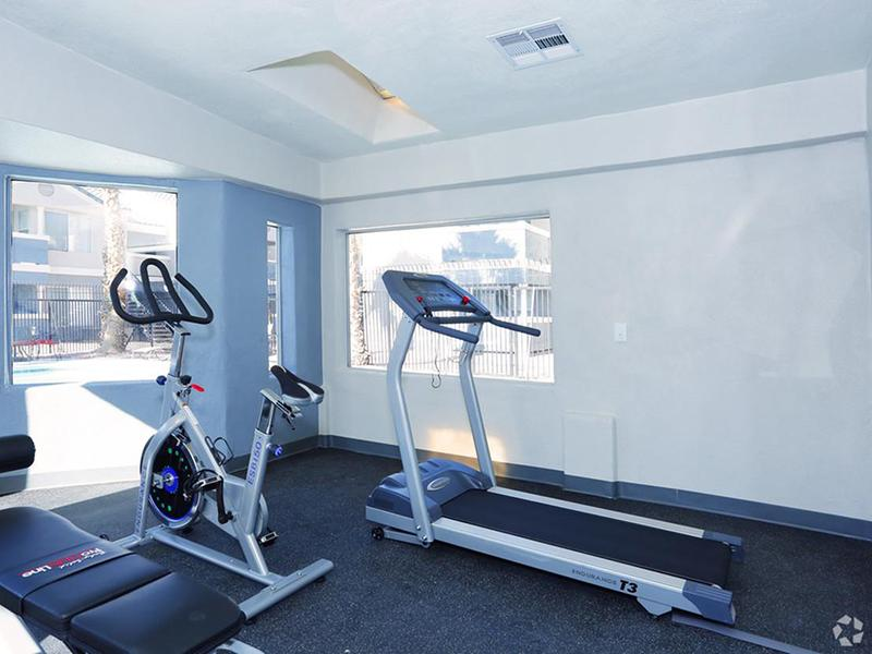 Apartments in Las Vegas with a Gym | Cypress Springs