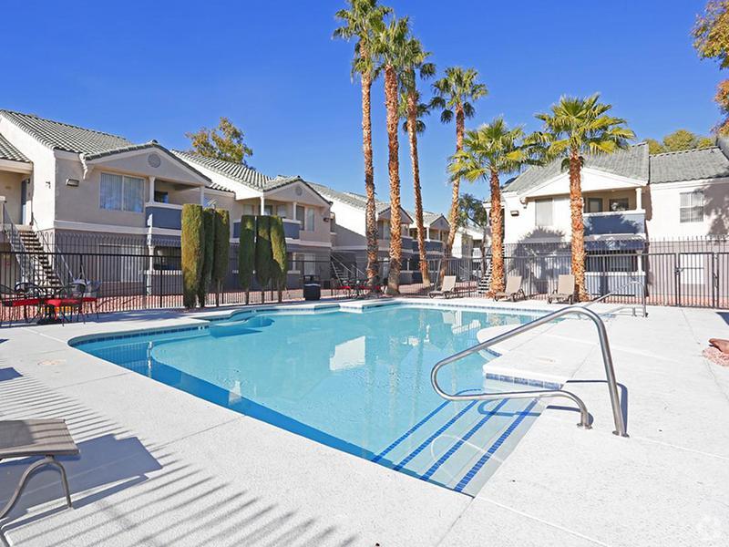 Swimming Pool | Cypress Springs in Las Vegas