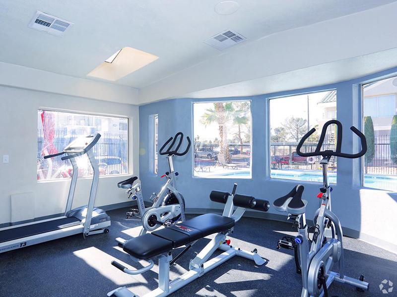 Gym | Cypress Springs in Las Vegas