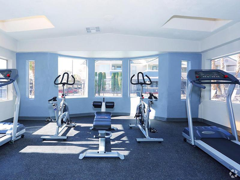 Fitness Center | Cypress Springs in Las Vegas