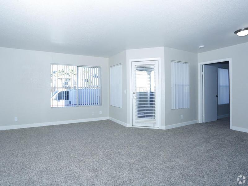 Living Room | Cypress Springs in Las Vegas