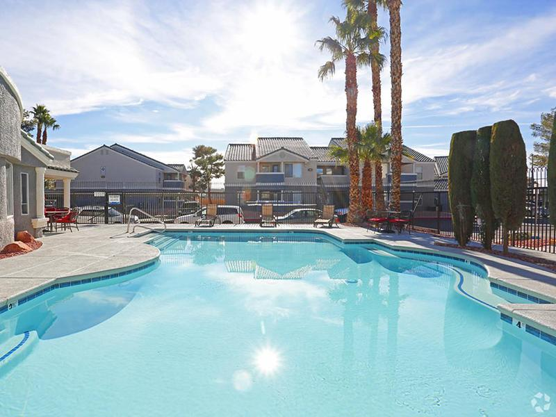 Apartments in Las Vegas, NV with a Pool | Cypress Springs