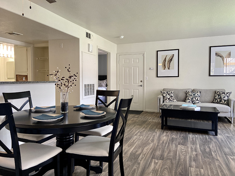 Dining Room & Living Room | 20 Fifty One