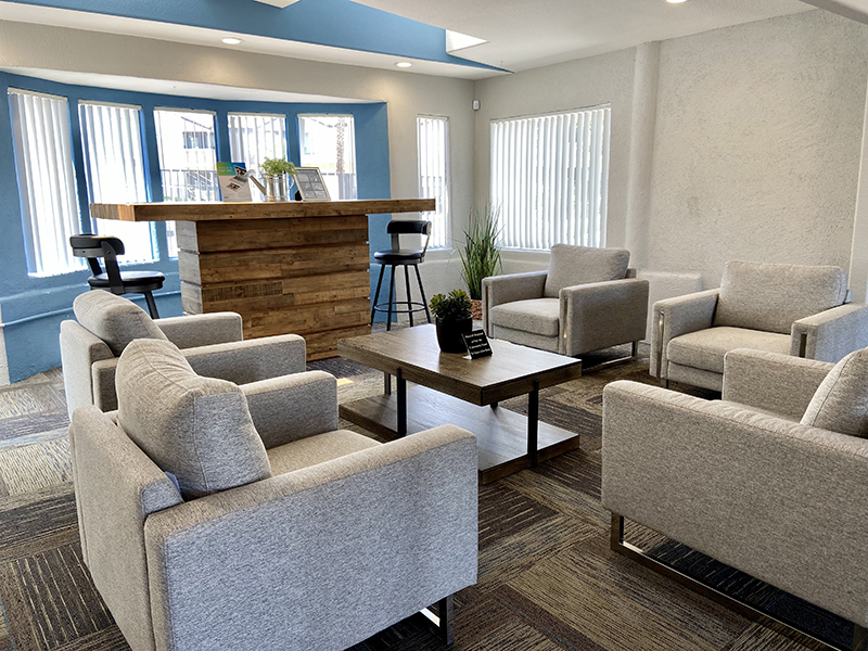Clubhouse Interior | 20 Fifty One