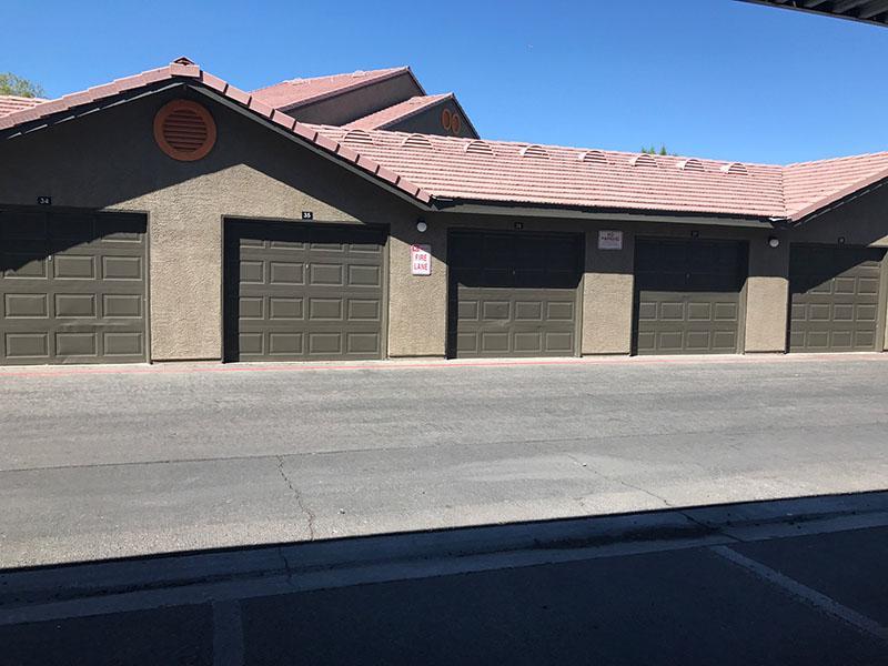 Garage - 20 Fifty One - Las Vegas