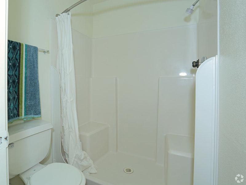 Master Bathroom | 2 Bathroom Apartments