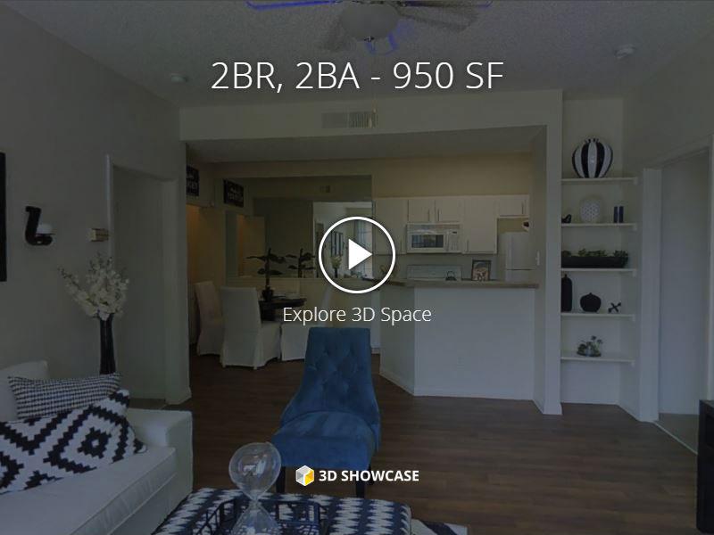 3D Virtual Tour of Desert Ridge Apartments