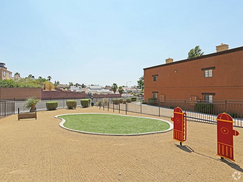 Dog Park | Desert Ridge Apartments