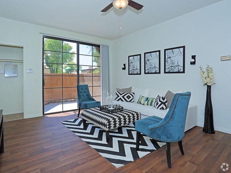 Entry | Desert Ridge Apartments