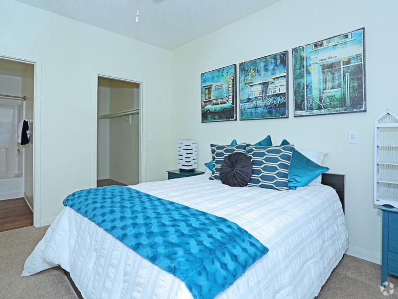 Bedroom  | Desert Ridge Apartments