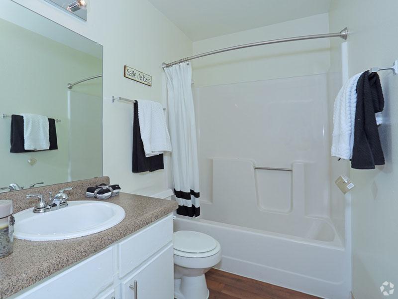 Bathroom  | Desert Ridge Apartments