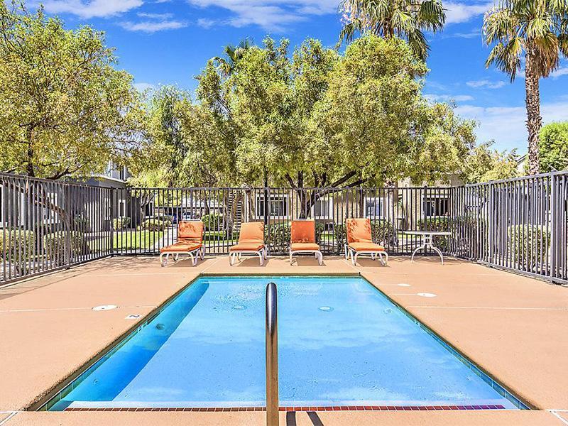 Pool Area | Silver Creek