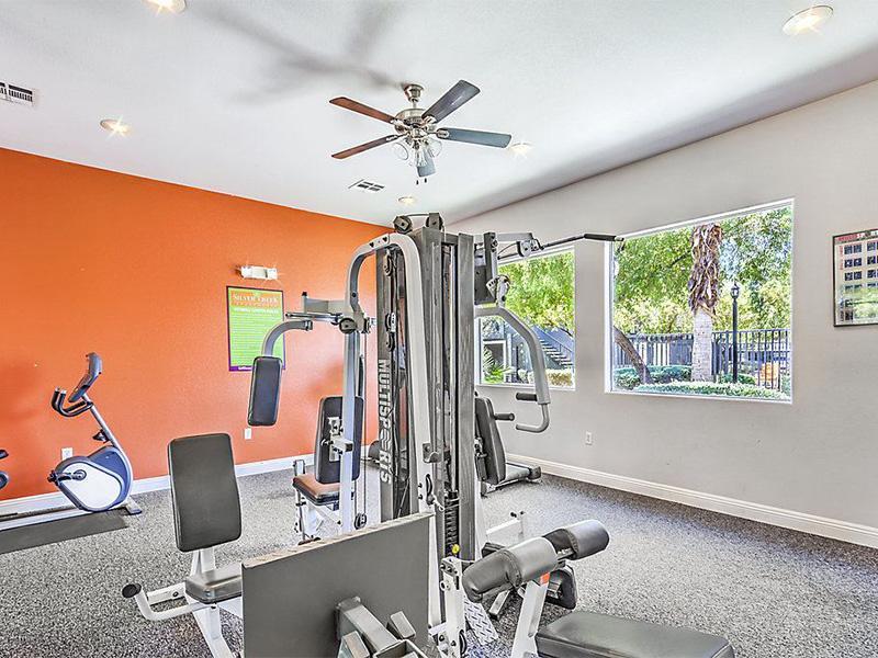 Workout Machines | Silver Creek