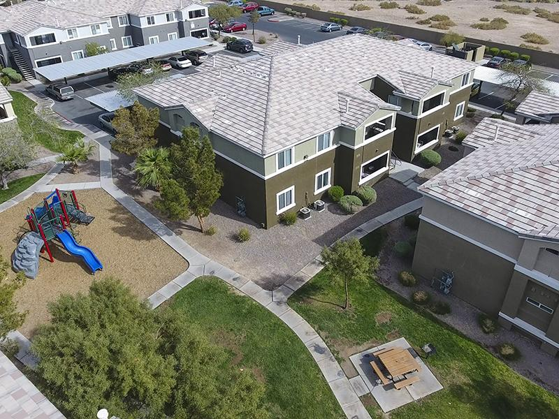 Silver Creek Apartments | Sky View