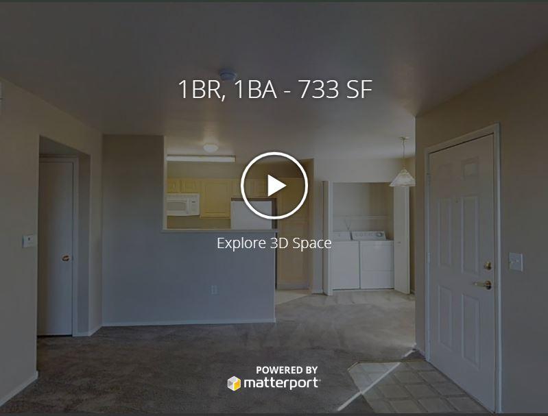 3D Virtual Tour of Silver Creek Apartments