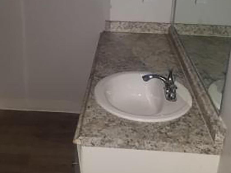 Bathroom | Weddington Mid-Rise