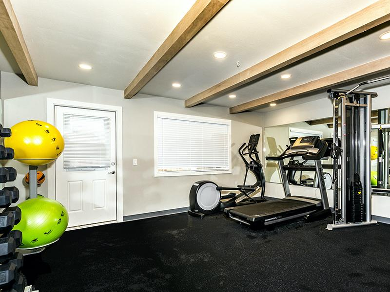 Fitness Center | The Parc at 1300 in Berkeley, CA