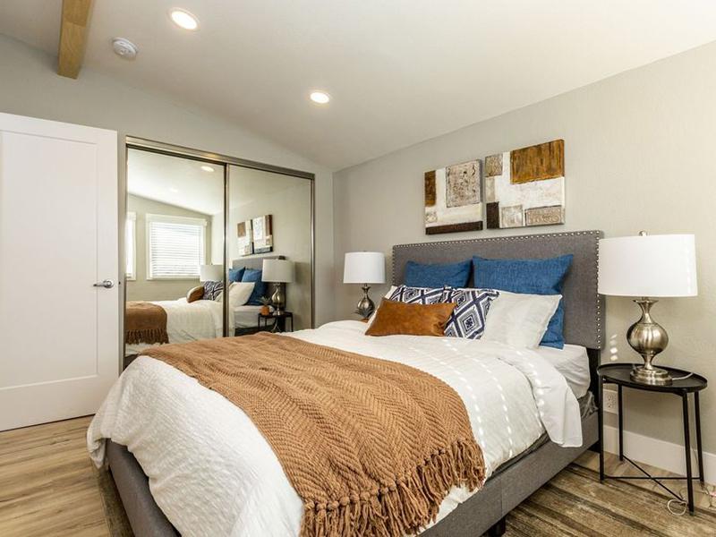Bedroom | The Parc at 1300 in Berkeley, CA