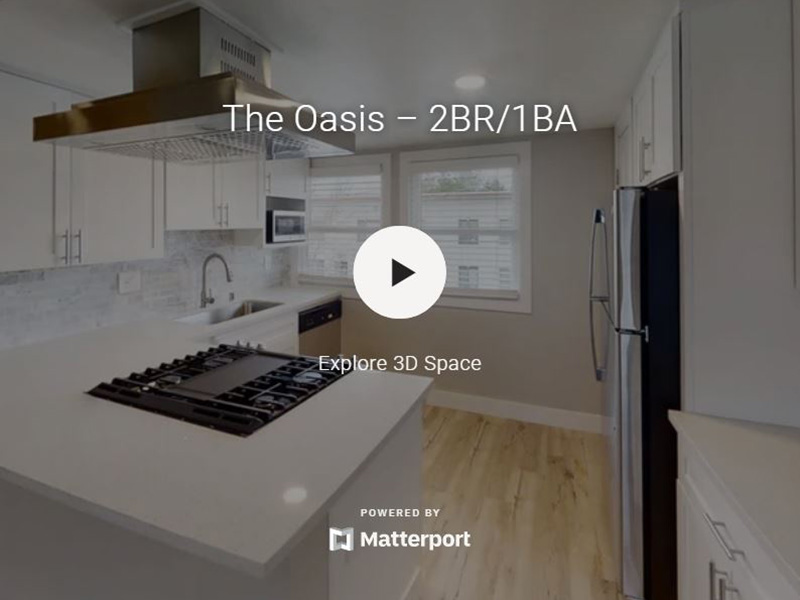 3D Virtual Tour of The Parc at 1300 Apartments