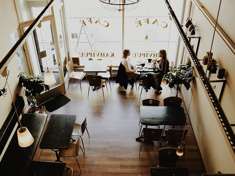 Mission Edge Cafe nearby Mission 1 Apartment Community