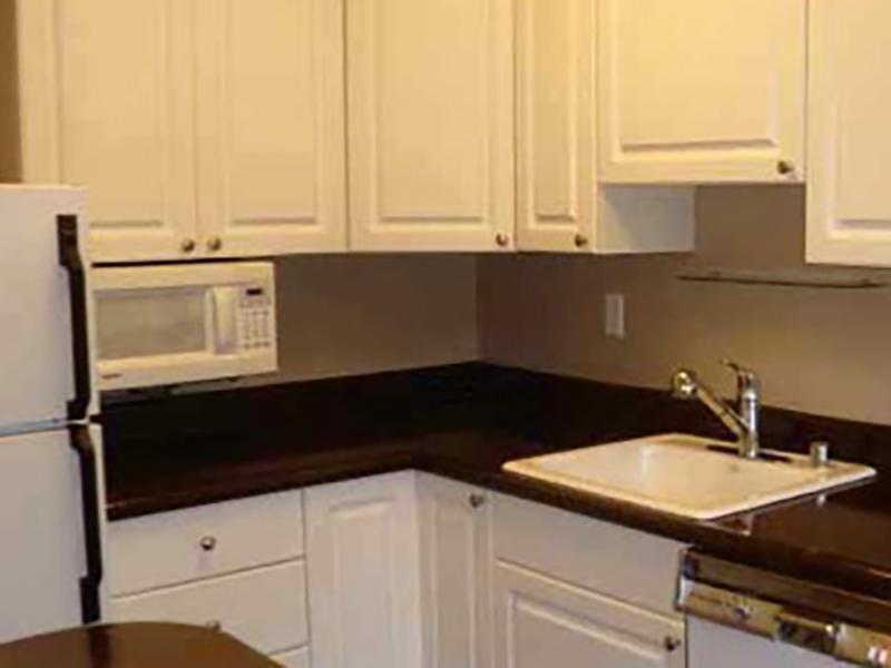 Kitchen | Woodside Place