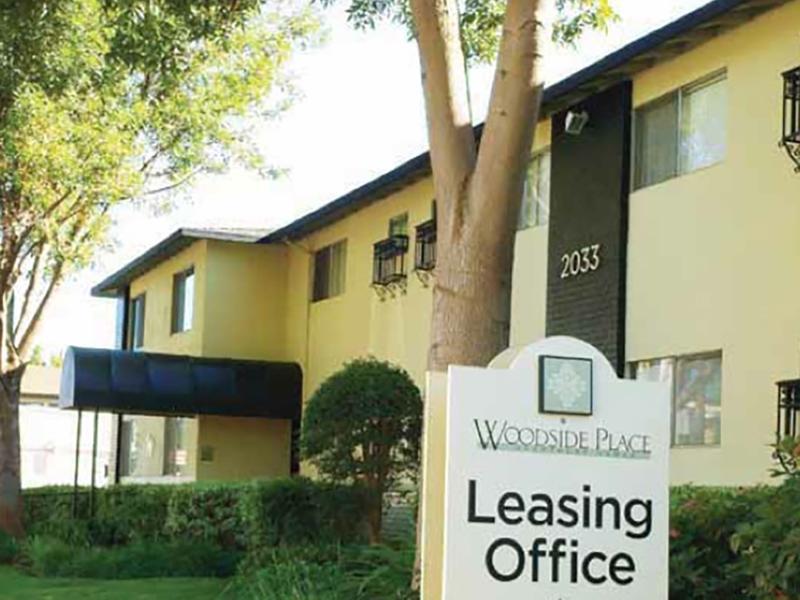 Leasing Office | Woodside Place