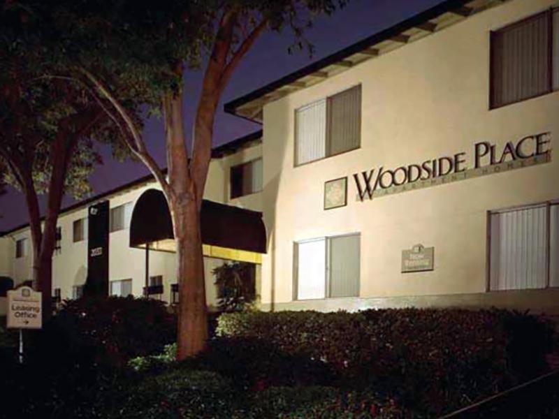 Building Exterior | Woodside Place