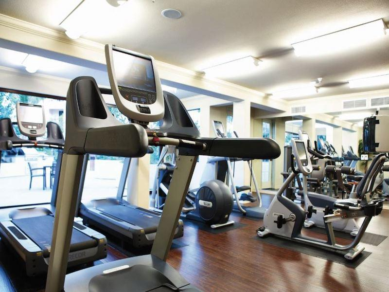 Gym | The Renaissance at City Center