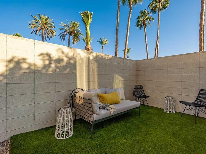 Private Backyards | Lyra Residences