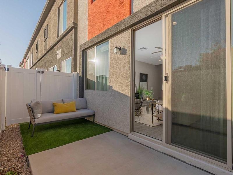 Porch | Lyra Residences