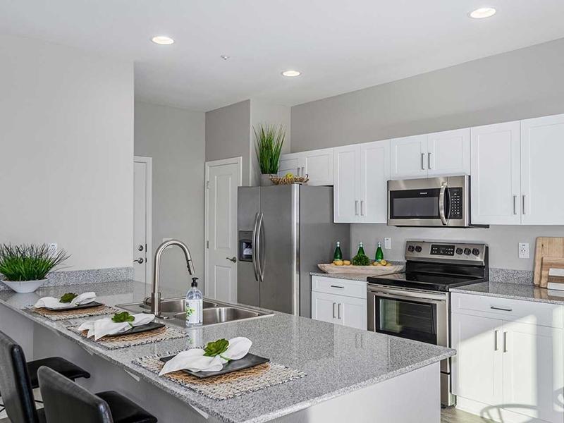 Kitchen | Lyra Residences