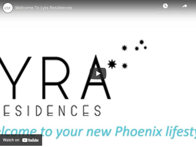 Virtual Tour of Lyra Residences Apartments