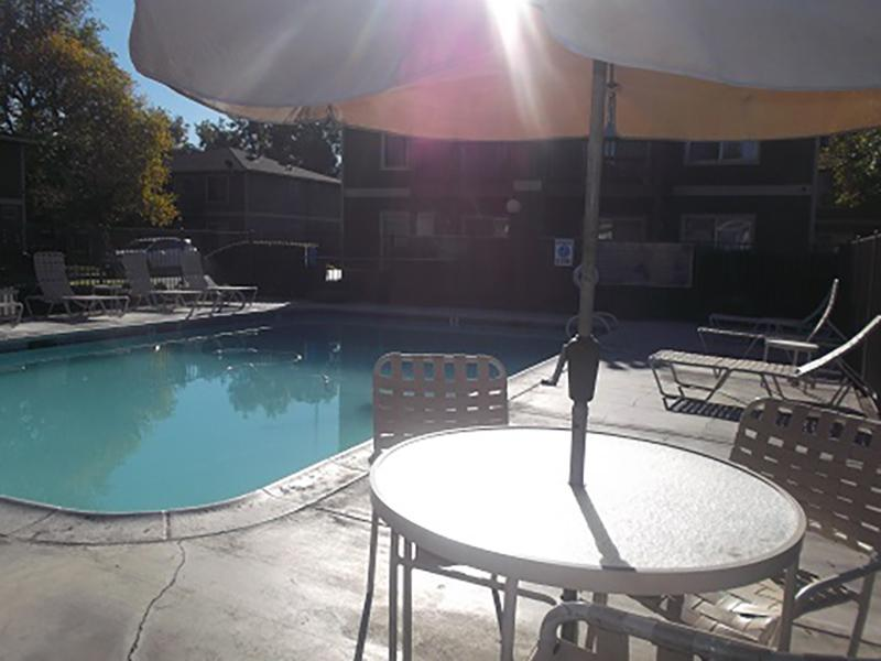 Pool   Riverbank
