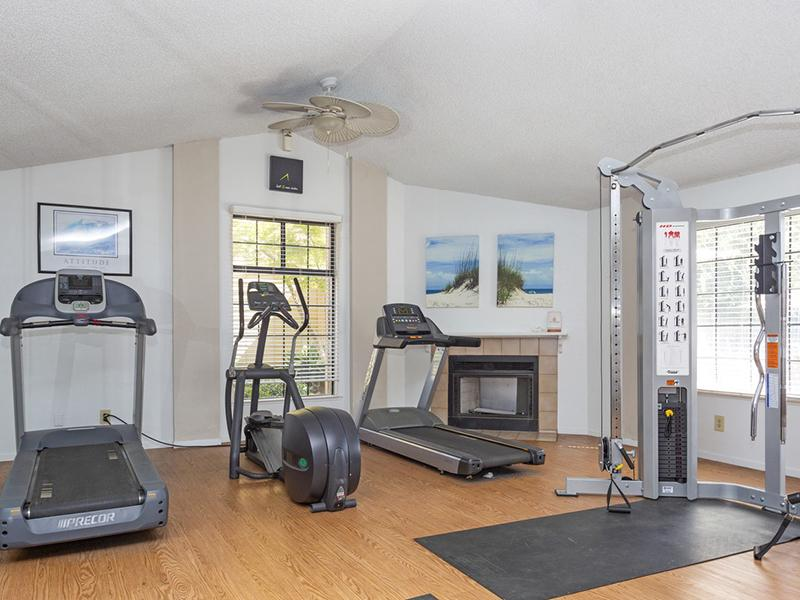 Fitness Center  | The Springs Apartments