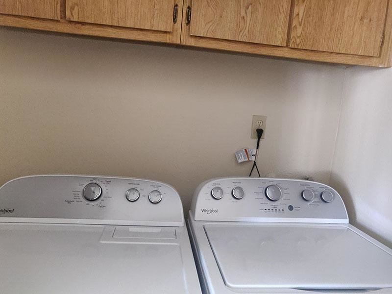 Washer & Dryer | The Springs